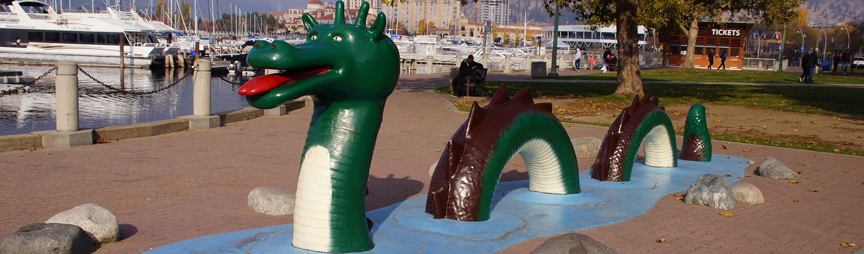 Ogopogo has been a part of Kelowna and surrounding area folklore for many centuries